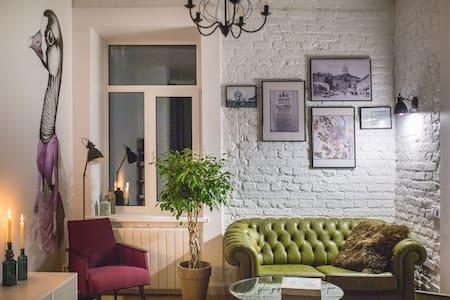 Apartment where goose lives - Kijev - Lakás