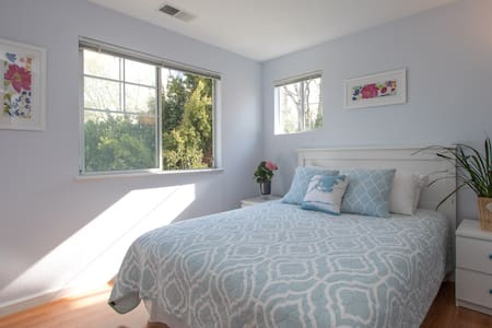 Stylish living in Silicon Valley - Sunnyvale - Maison