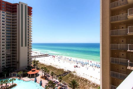 Shores of Panama 1006-Studio-RealJOY Fun Pass- Check our Rates! - Panama City Beach - Appartement