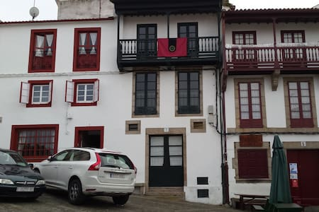 Casa típica centro casco histórico - Betanzos - Haus