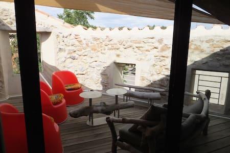 Le Gecko Village House - Cascastel-des-Corbières - House