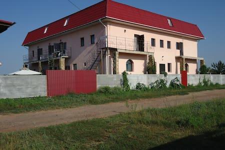 Village house seashore curative mud - Krasne
