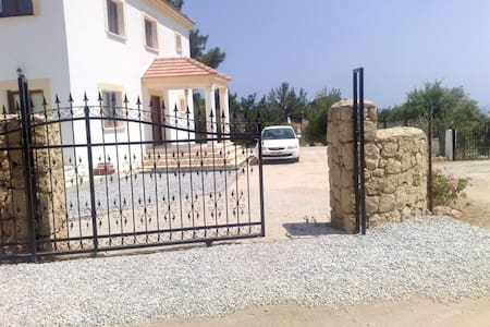 New Villa Kyrenia Northern Cyprus - Casa
