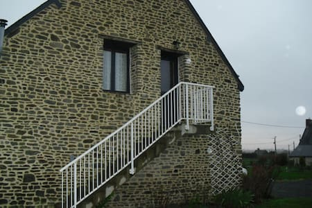 15 km Mont Saint Michel - Vessey - House
