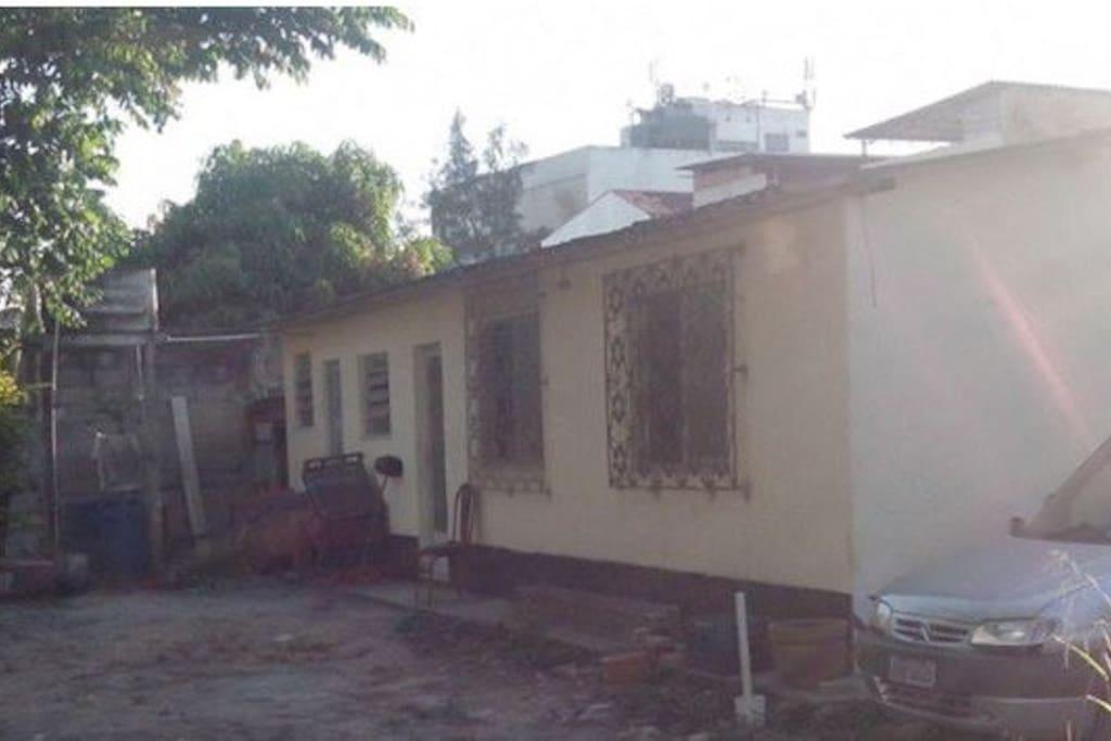 Casa - Lateral