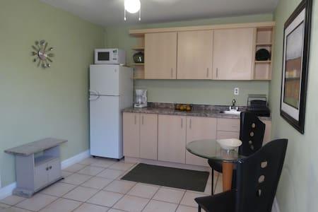 Apt. clean-cozy FIU 2.6 ml - Apartment
