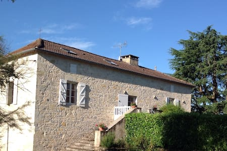 a typical Quercy house - Saint-Denis-Catus - House