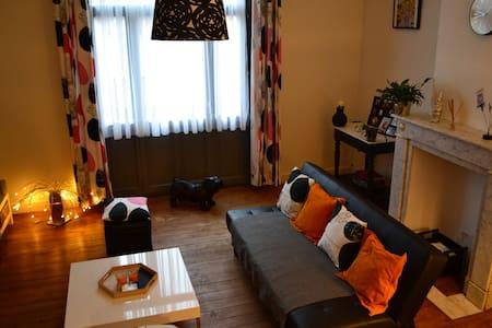 Great typical Brussels Apartment (near EU quarter) - Lakás