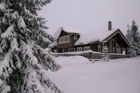 Stor hytte på Hafjell plass til 17 - Øyer - Stuga