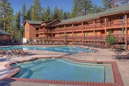 3 BR condo at Tahoe - Wohnung