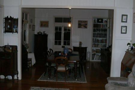 Old Queenslander in Coorparoo - House