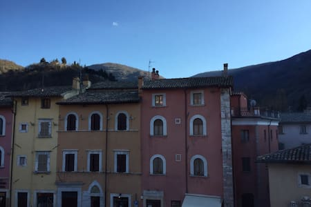 Charming flat in Monti Sibillini - Apartment