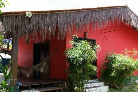 Joli maison de plage à Barra Grande - Rumah
