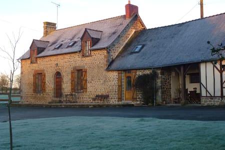 Maison à la campagne ( Mada ) - Carelles
