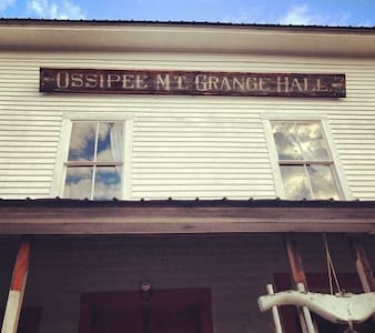 NH Lakes Region Former Grange Hall - Outro