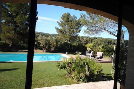 un coin de paradis en provence - Villa