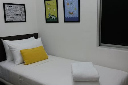 KUALA LUMPUR - PRIVATE ROOM 3 - Lakás