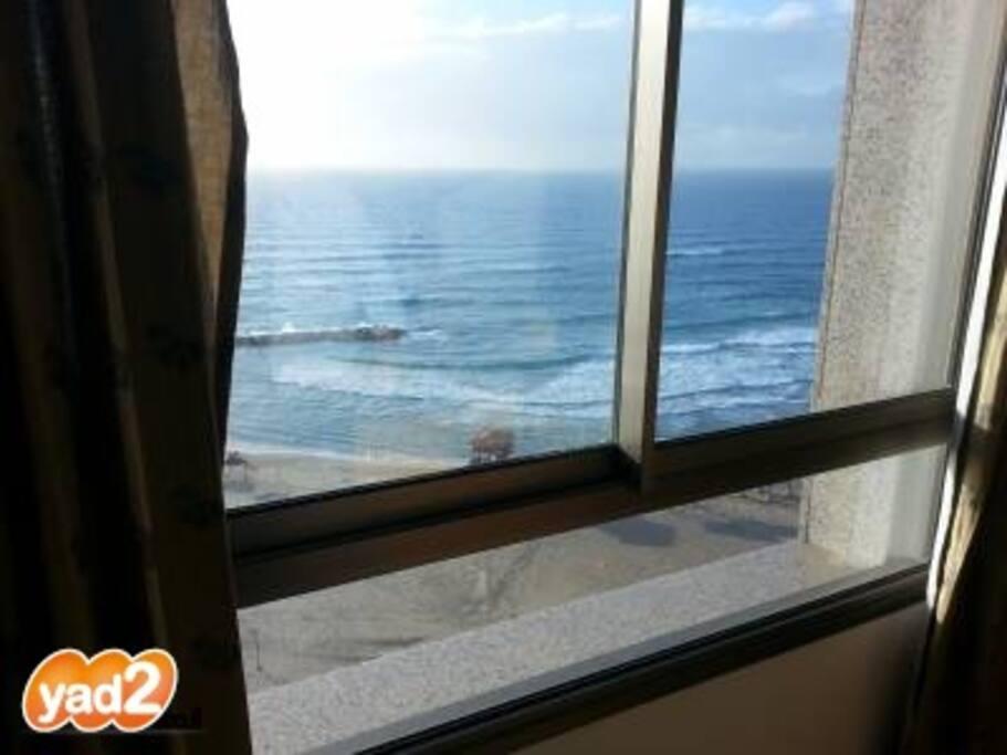 Аппартаменты на берегу моря