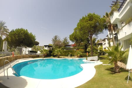 Ideal loft for sun, golf and rest - Marbella - Loft