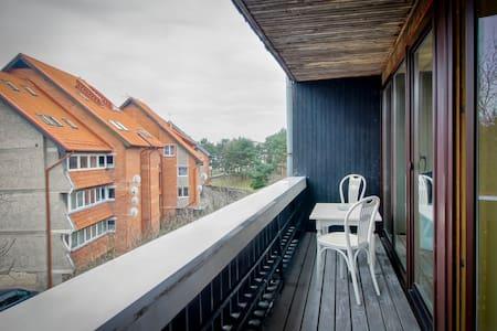 Guest House ''Linejos Apartamentai' - Nida - Appartamento