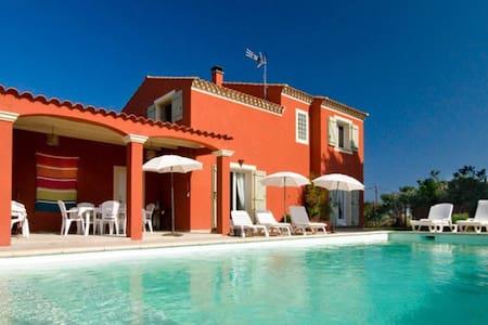 Villa standing-piscine-proche mer - Marseillan - Villa