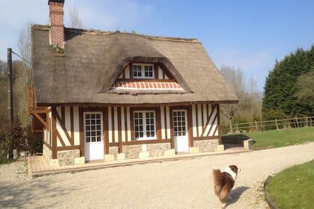 Chaumière Normande proche Deauville - Talo