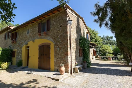 Apartments in the heart of Tuscany - Montespertoli - Lejlighed