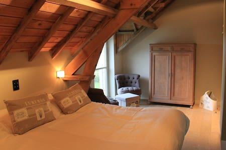 B&B De Luykhoek room Couchez molen - Kortemark