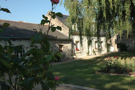 Loire Vallée/Elm Lodge/Paix/Confort - Bed & Breakfast
