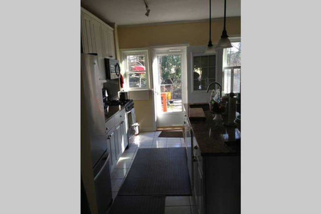 Kitchen - shared