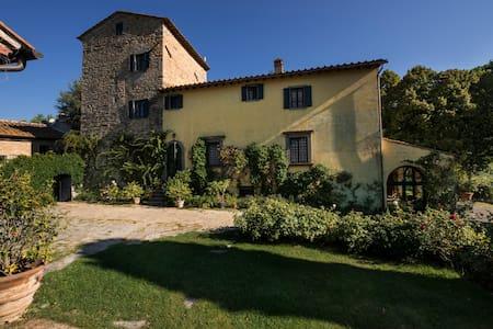 Charming Villa with view - Pontassieve - Villa