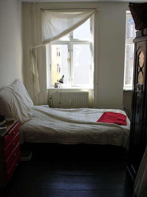 Two rooms in trendy Nørrebro