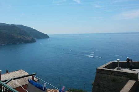 2) La Torre, matrimoniale sul mare! - Bed & Breakfast