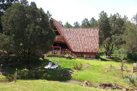 Holiday Cottage in Huasca