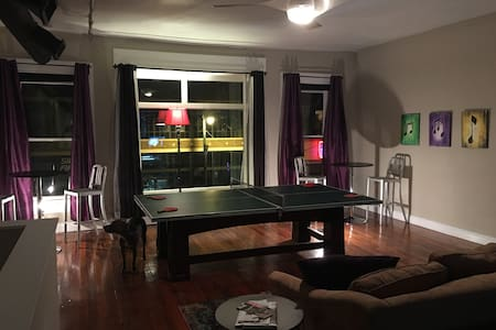 Party or Relax,Beale 2 blocks,4beds - Condominium