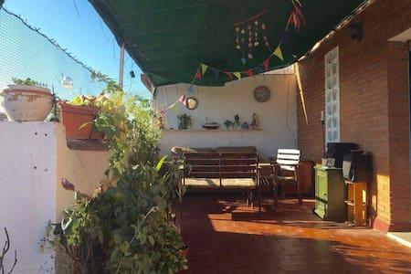Habitación privada en ático con gran terraza - Huelva - Wohnung