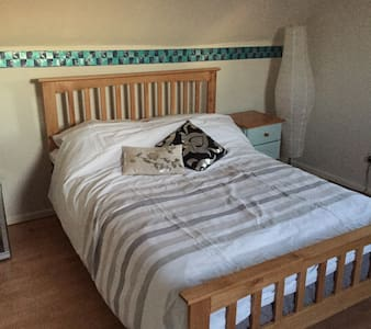 Spacious  double room(s) in cottage - Preston Bissett - Pousada