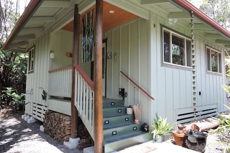 Room type: Entire home/apt Bed type: Real Bed Property type: Cabin Accommodates: 3 Bedrooms: 1 Bathrooms: 1