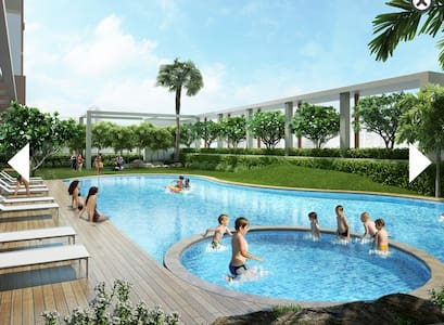 New condo 1BR near JJ Market & MRT - กรุงเทพมหานคร - Apartment