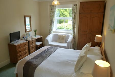 Comfy double room - Veryan - Bed & Breakfast