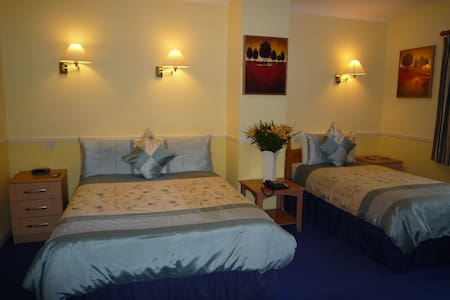 4 star B&B Twin Room inc Brekkie - Carlow, Ireland - Bed & Breakfast
