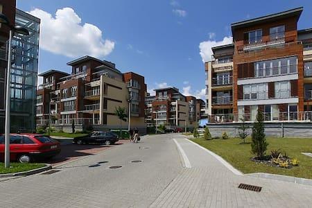 USTROŃ ZETA PARK APARTAMENT BESKIDY - Apartment