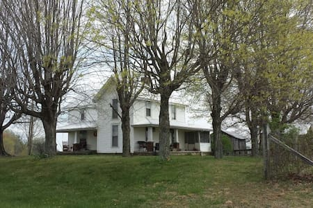 Old Kentucky Farm House - Scottsville - Huis