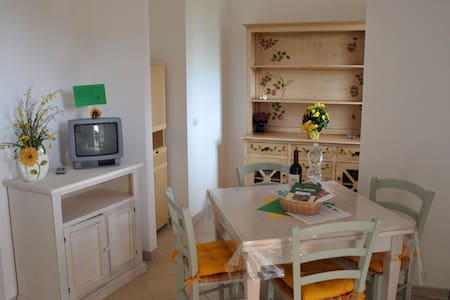 in the heart of Tuscany B1 - Apartment