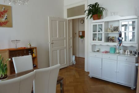 Spacious City-Apart. for up to 5 - Munich - Appartement