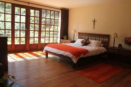 Vista al Rio Sagrado Urubamba - Bed & Breakfast