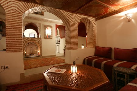 room in charming Riad