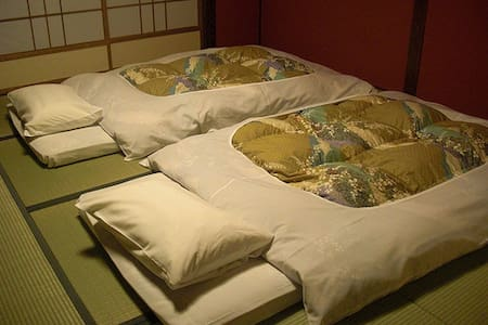 ★(super clean doubleroom)15min.taxi from HND.airpo - Leilighet