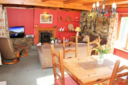 Stable Barn Sleeps 5 - Superb Views - Mungrisdale - Hus