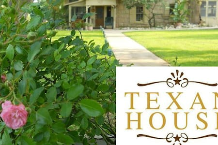 Texan House - Boerne - Bed & Breakfast